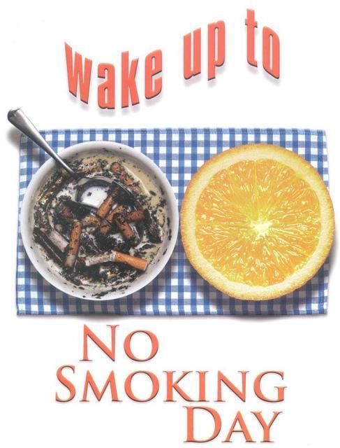 Всемирный день без табачного дыма