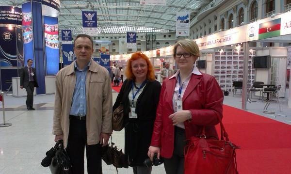 специалисты службы медицинской профилактики Московской области