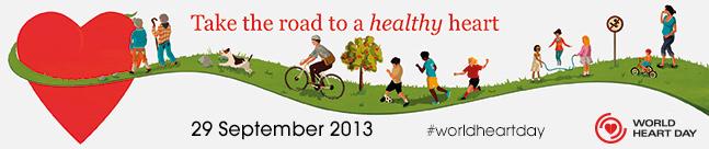 Всемирный День сердца 2013