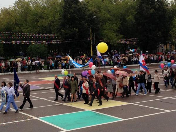 Управление здравоохранением Ступинского района на праздничном шествии