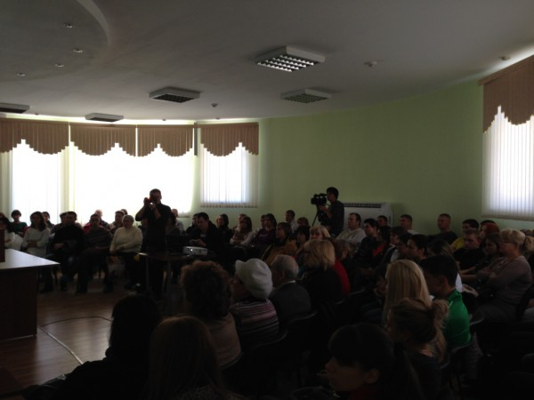 город Чехов, День борьбы с остеопорозом