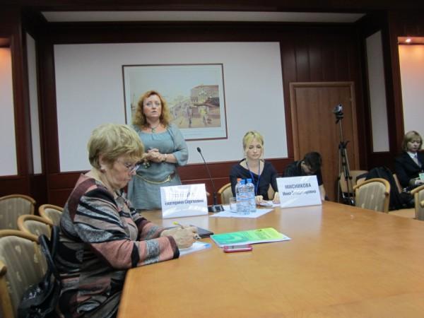 секционное заседание по программам изменения образа жизни