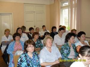 конференция для медицинских работников