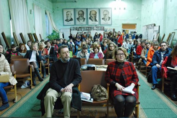 Всемирный День больбы с ХОБЛ 2013 в Ногинске