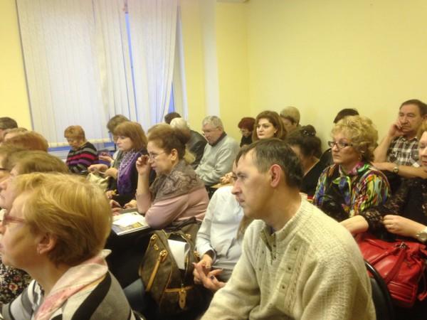 семинар в МОЦМП 25 декабря 2013