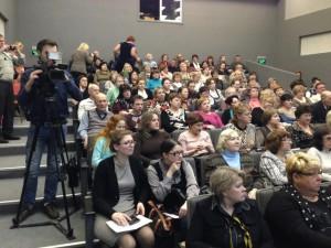 День борьбы против рака в Щелковском районе