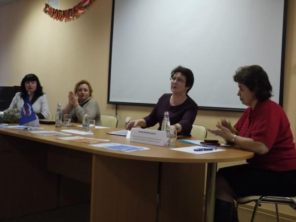 Круглый стол Здоровые сердца Подмосковья в городе Ступино, 14 марта 2014