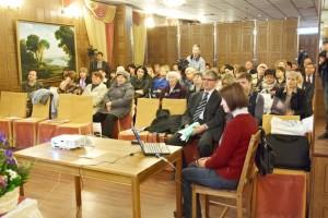 Научно-практическая конференция, посвященная Всемирному Дню здоровья, 7 апреля 2014, Люберцы