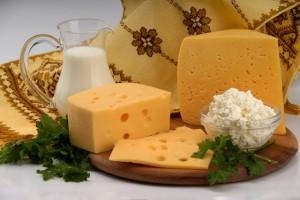 сыр, творог