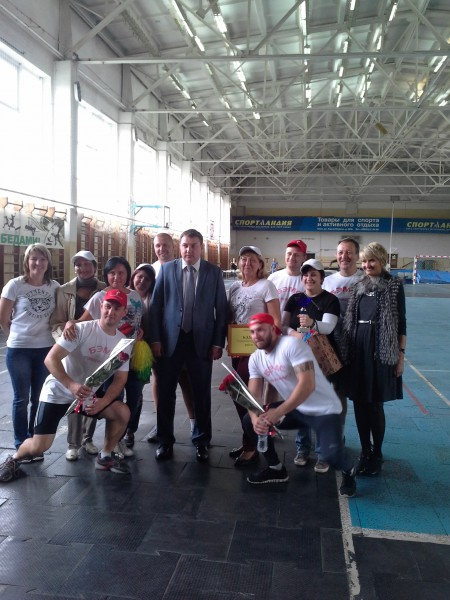 команда-победитель-Солнечногорск