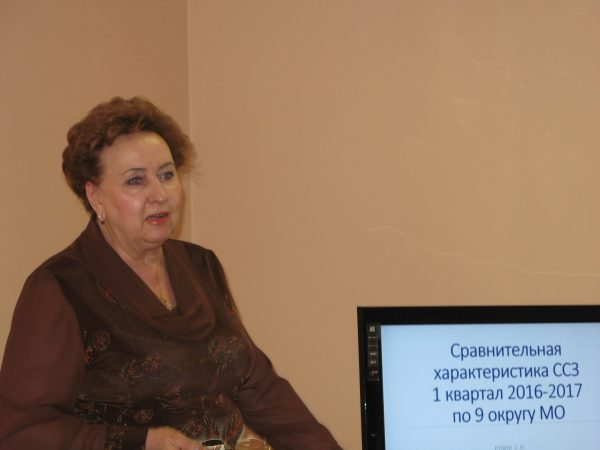 Роюк Светлана Павловна