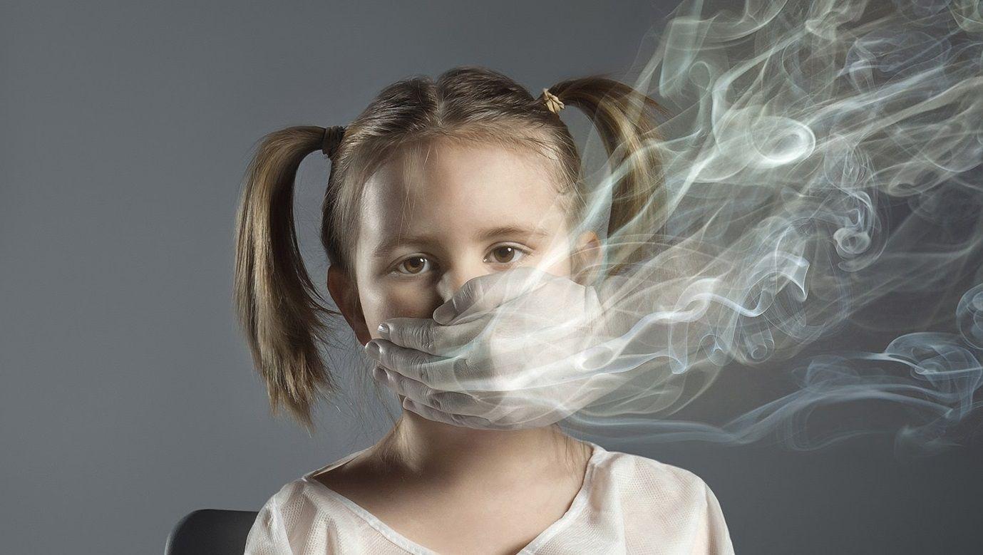 При пассивном курении страдают лёгкие и мозг